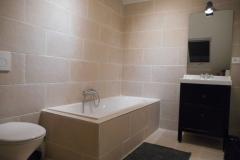 De tweede badkamer